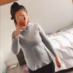 Aritzia wilfred free Wool turtleneck sweater